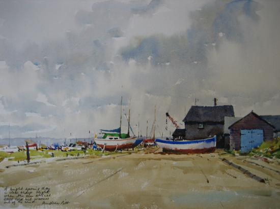 A Bright Day, Southwold