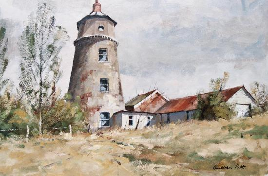 Peter Scott's Old Lighthouse