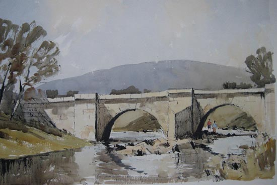 Bridge in Wharfdale