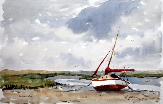 Cloudy Day - North Norfolk