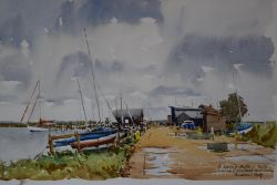 After Spring Tide - Southwold